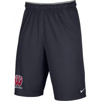 Westview Youth Football 14: Adult-Size - Nike Team Fly Athletic Shorts - Anthracite